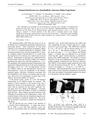 Channel Interference in a Quasiballistic Aharonov-Bohm Experiment