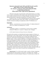Intensive Ancient Greek syllabus