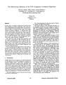 The Macroscopic Behavior of the TCP Congestion Avoidance Algorithm