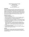 Chemical Engineering 3453 Heat Transfer