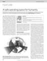A safe operating space for humanity