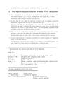 Sea Spectrum and Marine Vehicle Pitch Response