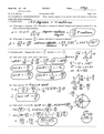 MATH 148 Exam 3