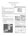 Embedded System Design Lab 1