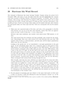 Hurricane Ida Wind Record