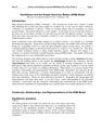 Oscillations and the Simple Harmonic Motion (SHM) Model