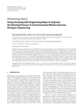 Using Growing Self-Organising Maps to Improve the Binning Process