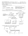 Chapter 14 Aldehydes and Ketones - Addition Reactions at Electrophilic Carbons - Part I