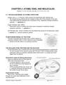 Chapter02 - Atoms, Ions and molecules