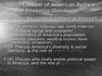 Social Context of American Politics