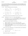 MATH 2360 Exam II