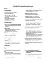 CHEM 161 - Exam 1 study guide