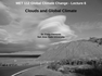 Clouds and Global Climate