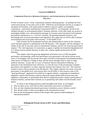 BUSINESS INTERESTS AND INTERNATIONAL ENVIRONMENTAL POLITIC