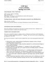 COP 3-14 Syllabus