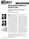 Stop Hacker Attacks at the OS Level