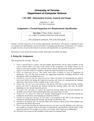 CSC 340 Assignment 1