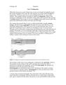 Geology 101 Lab 7- Earthquakes