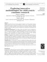Exploring innovative methodologies