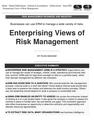 Enterprising Views of Risk Management