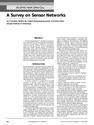 A Survey on Sensor Networks