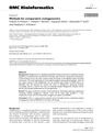 Methods for comparative metagenomics