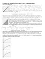 Area Under a Curve & Riemann Sums