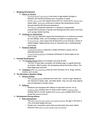Unit Nine- Developmental Psychology
