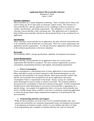 Application Based Microcontroller Selection