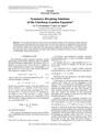 Symmetry-Breaking Solutions of the Ginzburg–Landau Equation