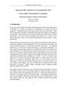 Bayesian Statistics Term Project