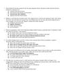 Exam 3 Answers