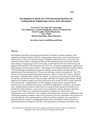 Development of Hands-On CFD Educational Interface for Undergraduate Engineering