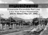 Oceanside-Escondido Rail Line