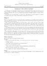 CS 707 Assignment # 1