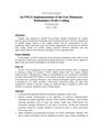 An FPGA Implementation of the Fast Minimum - Redundancy Prefix Coding