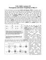 Transgenes and Gene Targeting in Mice II