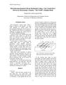 Microelectomechanical Lift-up Mechanism