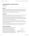 Voltage Regulation using Zener Diodes