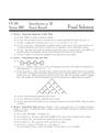 CS 188 Final Solutions