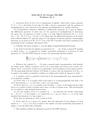 Math 261A - Lie Groups - Problems