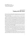 Coping with Bit Errors