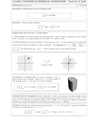 Cylindrical/Spherical Coordinates