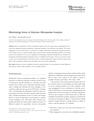 Minimizing Errors in Electron Microprobe Analysis