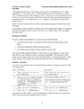 Solutions and grading standards for exam 1