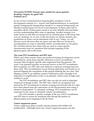 Drosophila FLP/FRT Screens and a model for cancer genetics