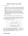 Chapter 7 Boundary Layer Theory