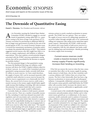 The Downside of Quantitative Easing