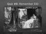 Quiz 8Answers