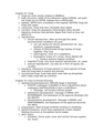 exam 2 review notes